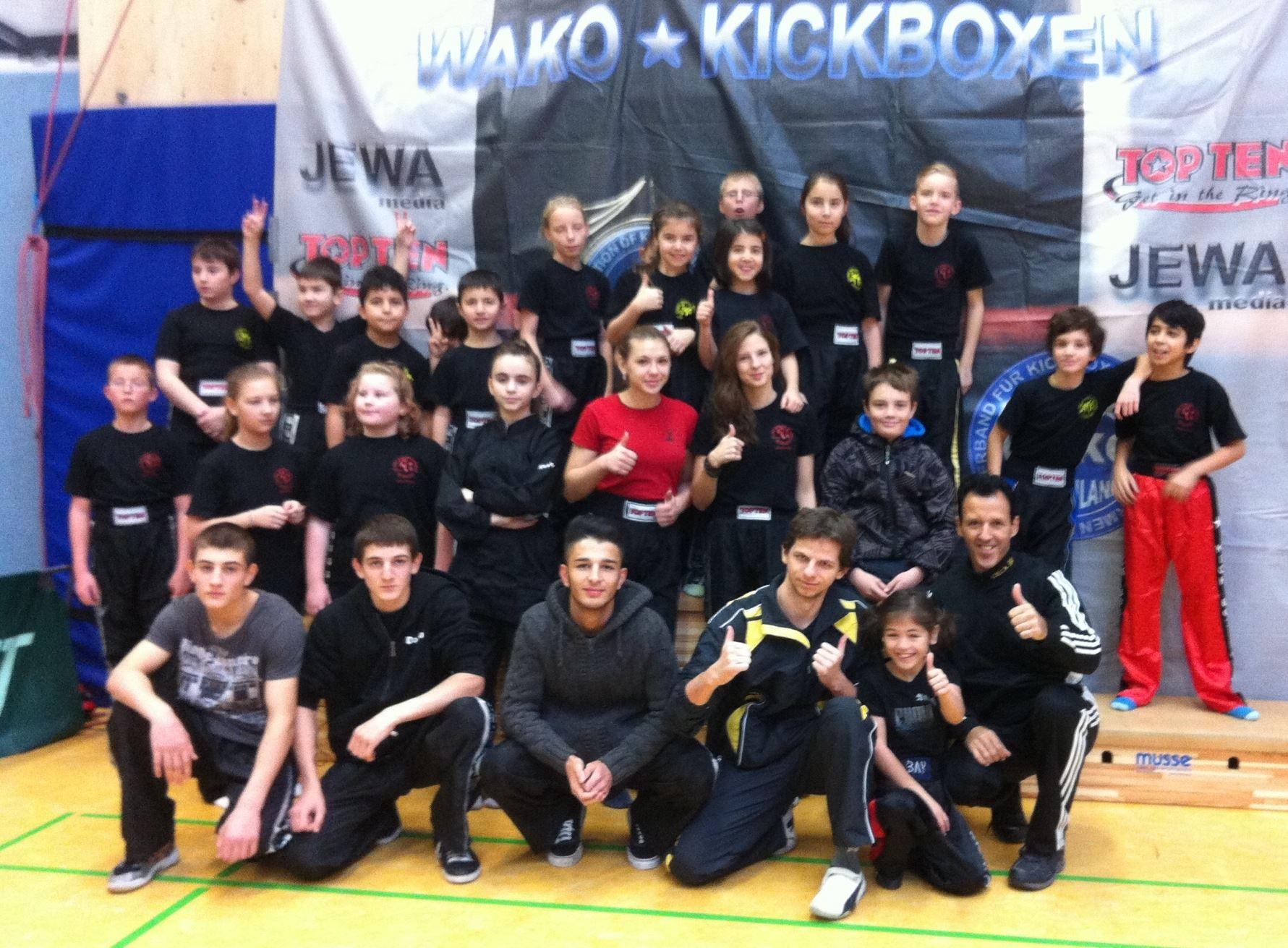 II NRW Cup Luenen